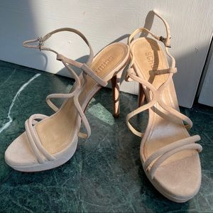 SCHUTZ Gabby Platform Sandals